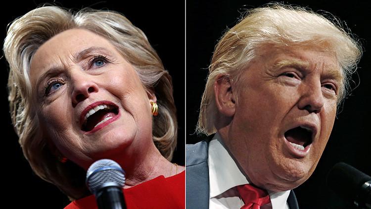 Cómo se 'adueñó' Rusia de la agenda de las elecciones presidenciales de EE.UU.