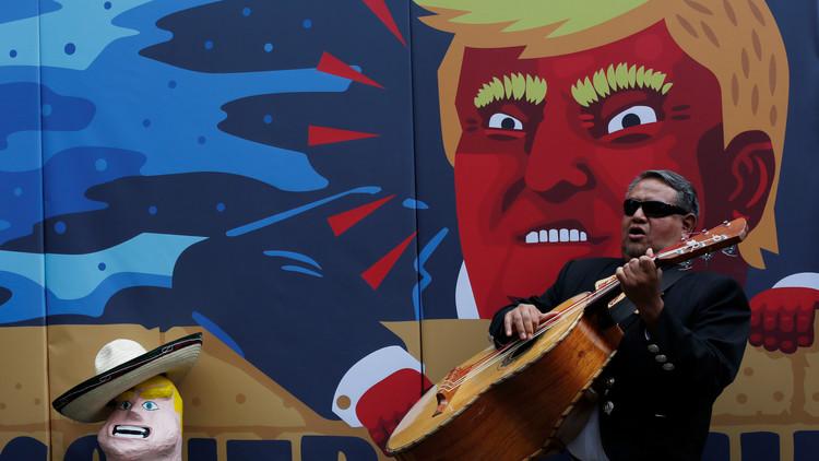 El 'efecto Trump' mina a Slim: Los millonarios mexicanos pierden 1.900 millones de dólares en un día