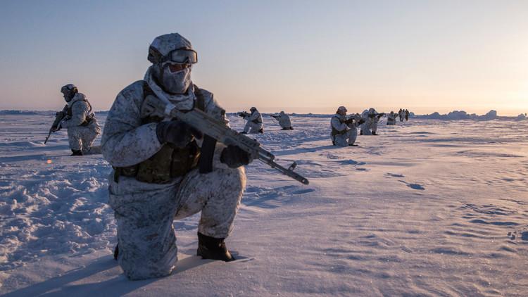 Se adelanta la Navidad en el Polo Norte: Los Spetsnaz rusos recibirán una nueva equipación antibalas