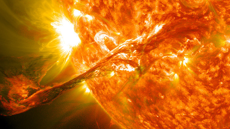 Urgente: tormenta solar para mañana