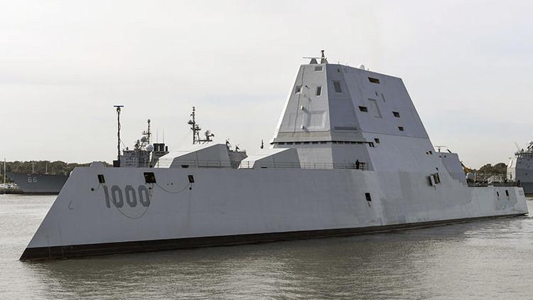 Los nuevos cañones navales de EE.UU. se quedan sin proyectiles (video)