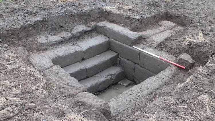 Descubierto en Inglaterra un pozo medieval 'maldito' que 'lavaba los pecados'