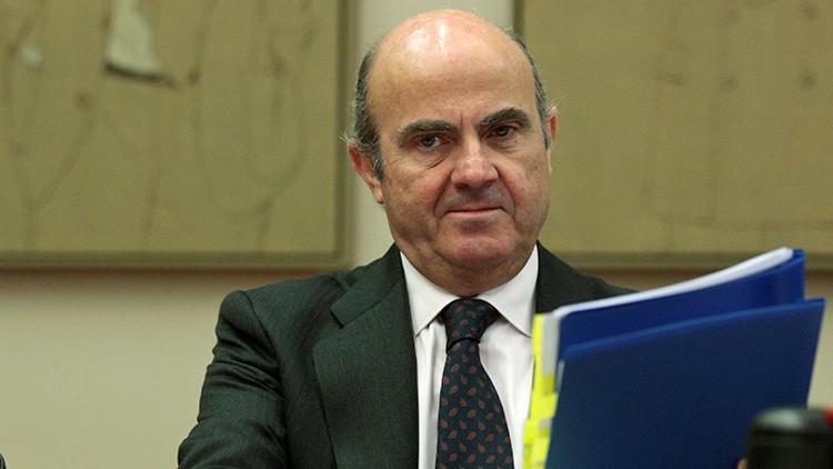 Revuelo en las redes: Un falso Luis de Guindos anuncia en Twitter la muerte de Mario Draghi