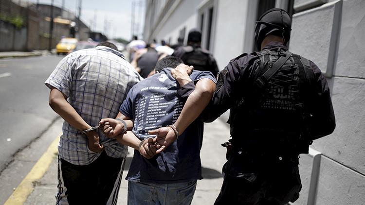 Capturan en México a miembros de la Mara Salvatrucha por feminicidio
