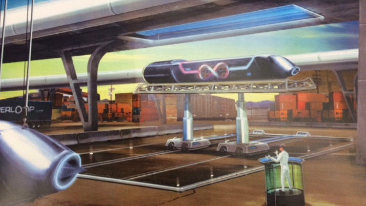 ¿De Dubái a Abu Dabi en 12 minutos? Con Hyperloop One será posible (VIDEO)