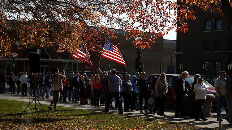 Cinco posibles desenlaces de las elecciones de EE.UU.