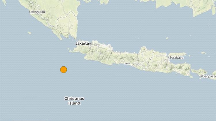 Un sismo de magnitud 6,0 sacude el centro de Indonesia
