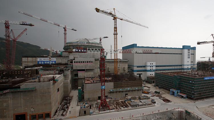 China empieza la construcción de su primera central nuclear flotante