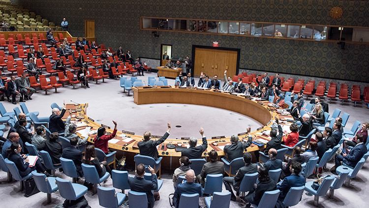 Tres países dicen no a la restricción del derecho a veto en la ONU