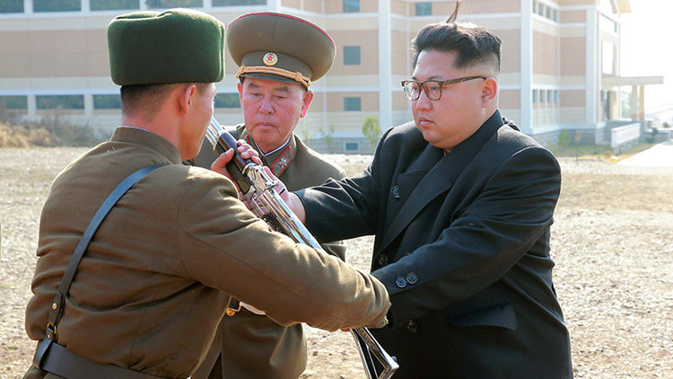 """Seúl: """"Pionyang puede lanzar un misil balístico para enviar un mensaje al nuevo líder de EE.UU."""""""