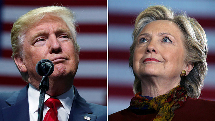 5 cosas que tal vez no sepas sobre Hillary Clinton y Donald Trump