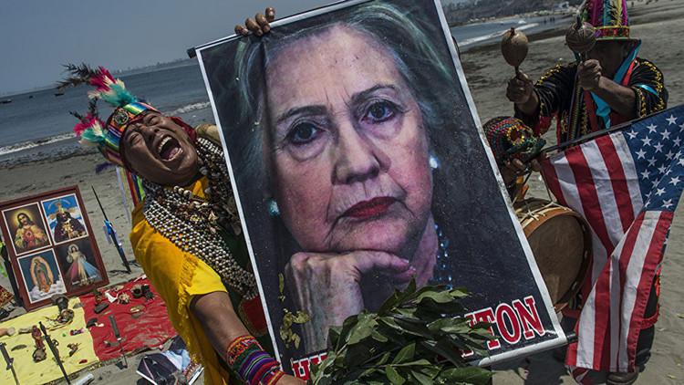 La misión de la OSCE en EE.UU. destituye a un observador por su apoyo a Clinton