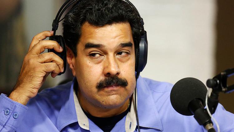 """Maduro califica de """"obsoleto"""" y """"medieval"""" el sistema electoral en EE.UU."""