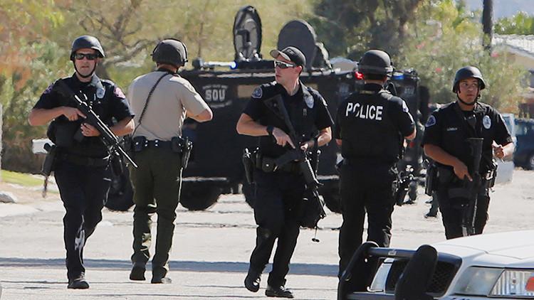 Un tiroteo cerca de un colegio electoral en California deja dos muertos y varios heridos