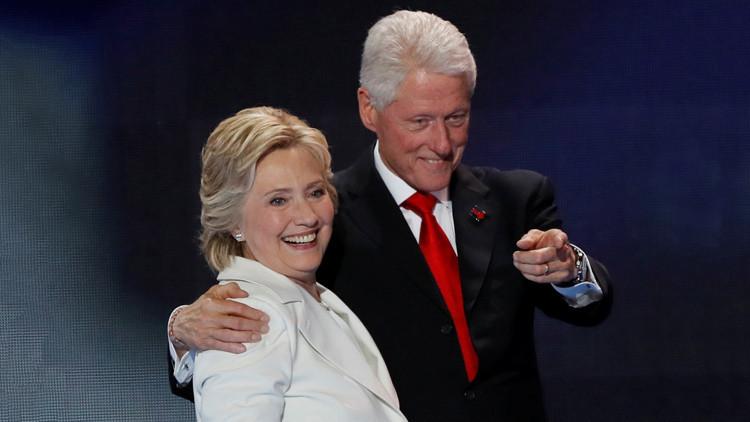 ¿Primer caballero?: Cómo se denominará a Bill Clinton si Hillary se convierte en presidenta