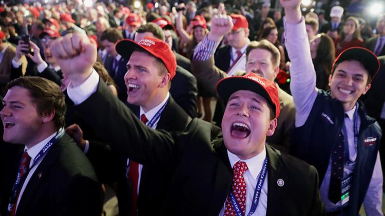Donald Trump gana las elecciones presidenciales en Florida