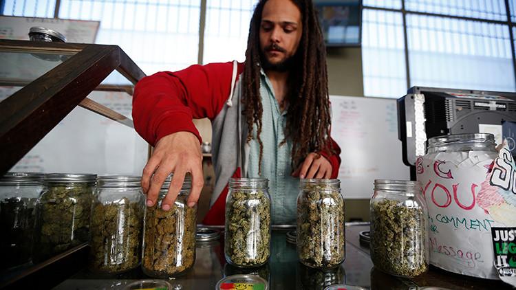 California legaliza la marihuana tras una votación