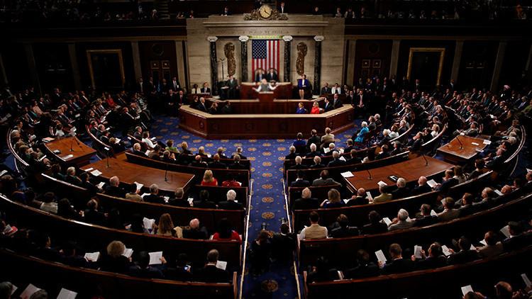 Los republicanos mantienen el control de la Cámara de Representantes de EE.UU.