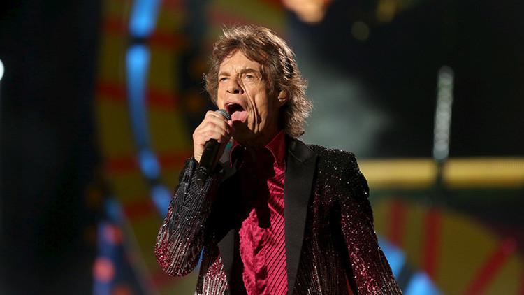 Jagger trolea a Trump por utilizar canción de los Rolling Stones durante su discurso de la victoria