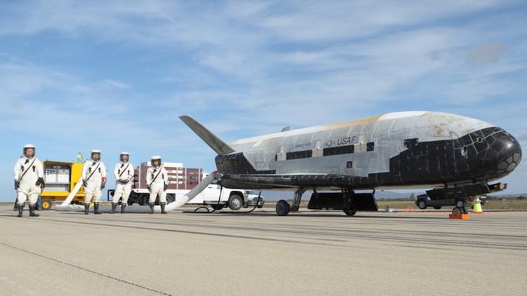 EE.UU. piensa un nuevo uso para el X-37B, el transbordador espacial secreto