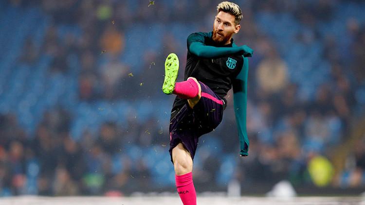 El nombre de Messi aparece como candidato a la Presidencia de EE.UU.