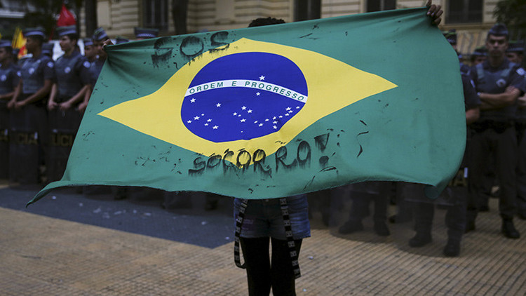 Brasil: Temer propone reducir el gasto en educación y los estudiantes toman escuelas y universidades