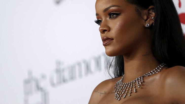 VIRAL: La foto de Rihanna que encendió la Red