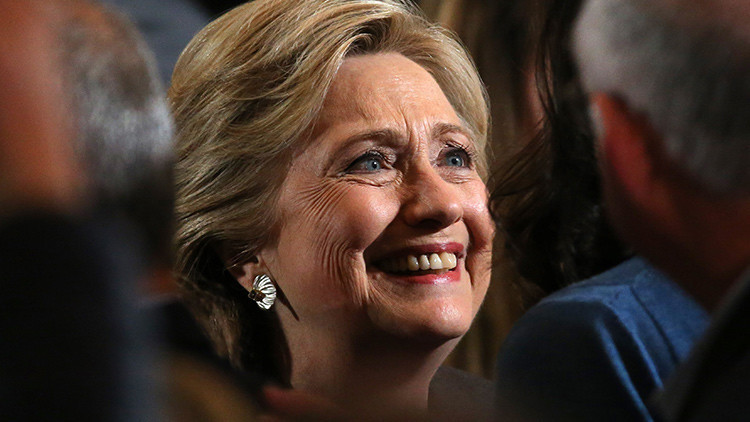 Hillary Clinton gana en Nuevo Hampshire