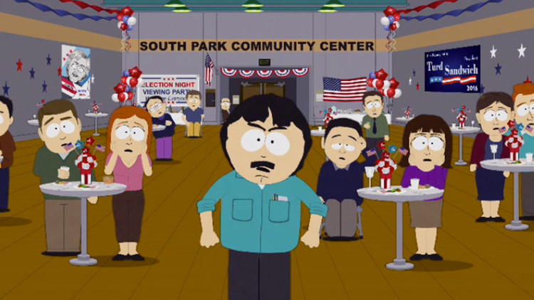South Park cambia a última hora su próximo episodio después del triunfo de Trump