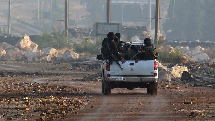 """Moscú: """"6.000 terroristas intentan atacar el este de Alepo"""""""