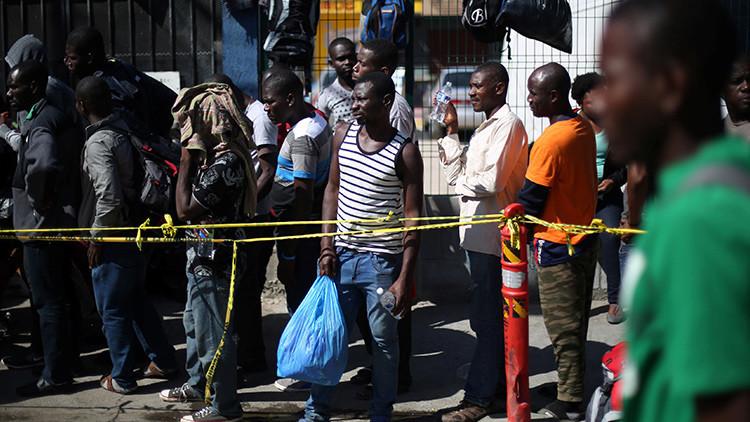Estados Unidos reinicia las deportaciones de haitianos