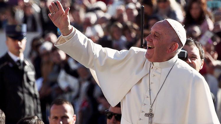 """Papa Francisco: """"Son los comunistas quienes piensan como cristianos"""""""
