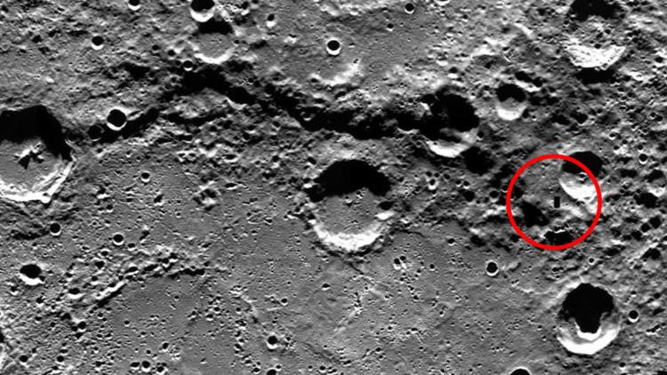 ¿Una puerta a otro mundo? Descubren un monolito en Mercurio (VIDEO)