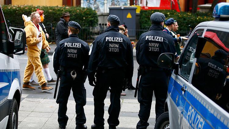 El detenido sirio en Alemania preparaba un atentado terrorista junto al Reichstag