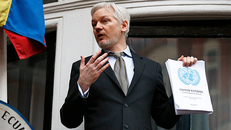"""WikiLeaks anuncia la publicación de """"documentos de guerra"""""""