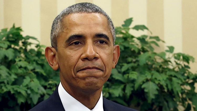 Obama revela el peor día de su vida política