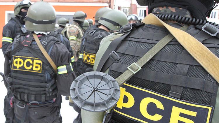 Detienen en Moscú y San Petersburgo a varios terroristas que planeaban atentados en ambas ciudades