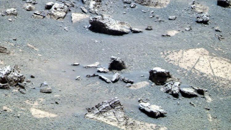Encuentran 'la cabezadel presidente Donald Trump en Marte