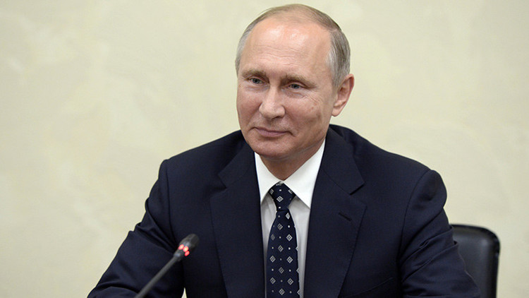 Putin revela el lado positivo del trabajo de presidente