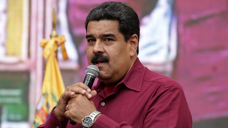 """Maduro: Obama """"perdió la oportunidad que le dio Chávez de tener relaciones de respeto"""""""