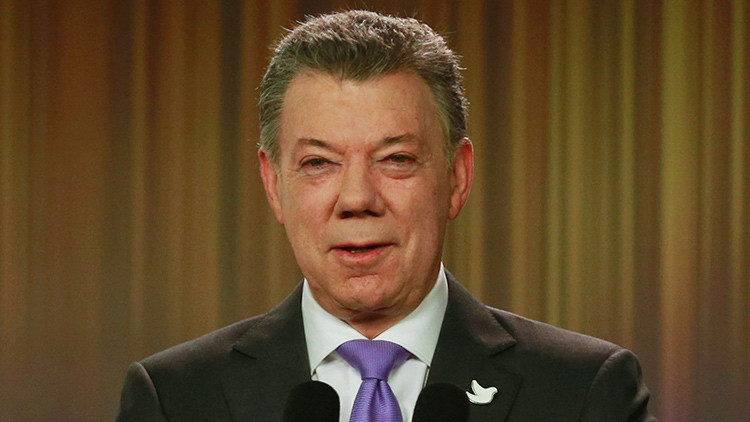 """Santos: """"Las FARC tendrán que entregar todo su dinero para reparar a las víctimas"""""""