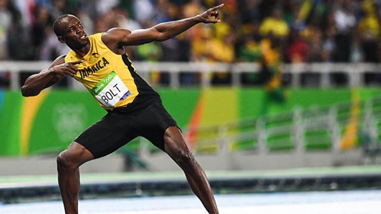 Usain Bolt revela su mayor sueño