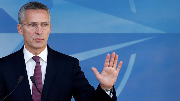 El secretario general de la OTAN explica por qué EE.UU. no debe abandonar la Alianza