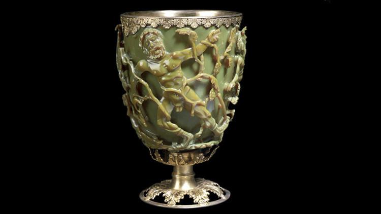 ¿La nanotecnología se inventó en la Antigua Roma? (fotos)