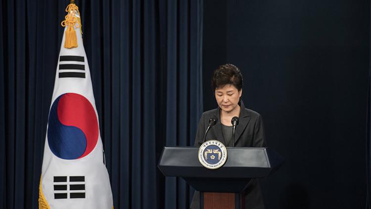 Park puede ser el primer líder de Corea del Sur en ejercicio en ser interrogado por corrupción