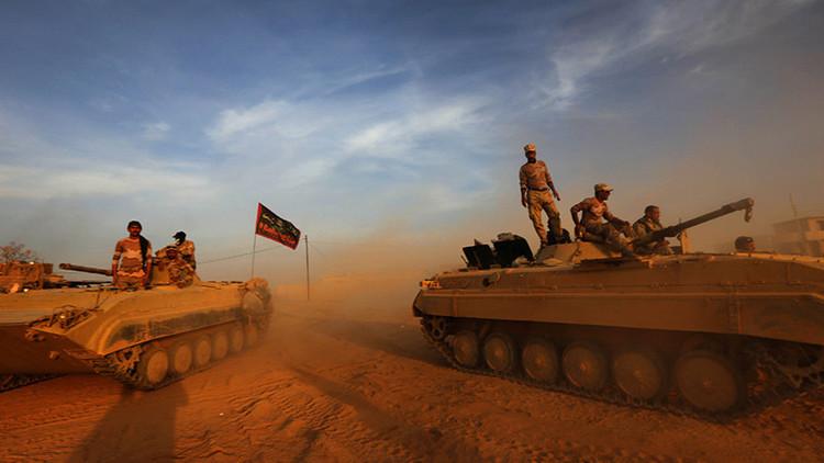 'La Palmira de Irak': Fuerzas iraquíes reconquistan una antigua ciudad asiria cerca de Mosul