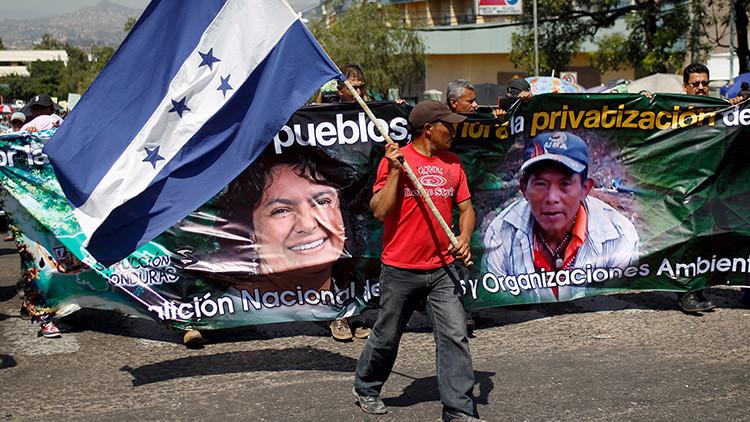 La lucha por la tierra y contra las multinacionales en Honduras