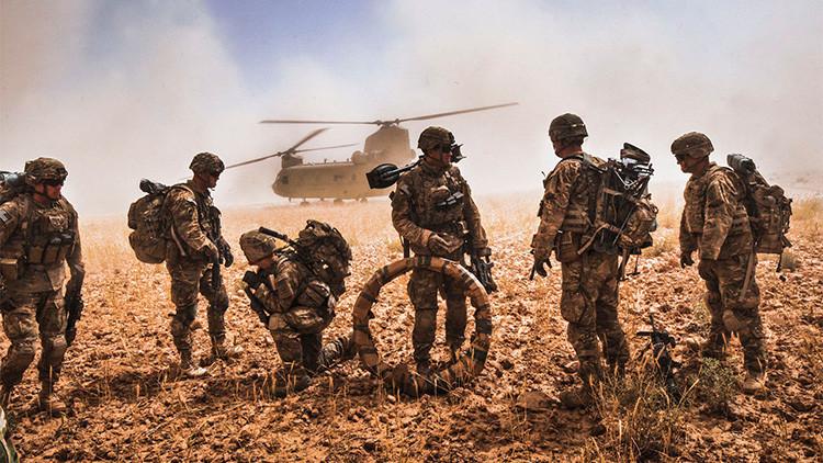 El proyecto secreto de EE.UU. para convertir a sus militares en 'superguerreros'