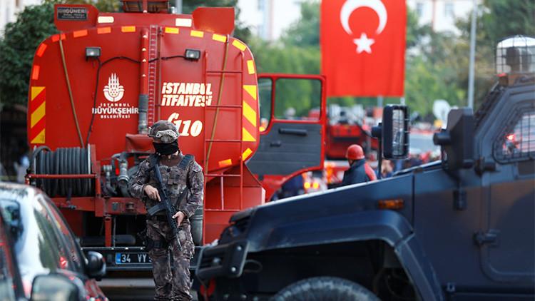 Al menos 10 personas heridas al producirse una explosión en Estambul
