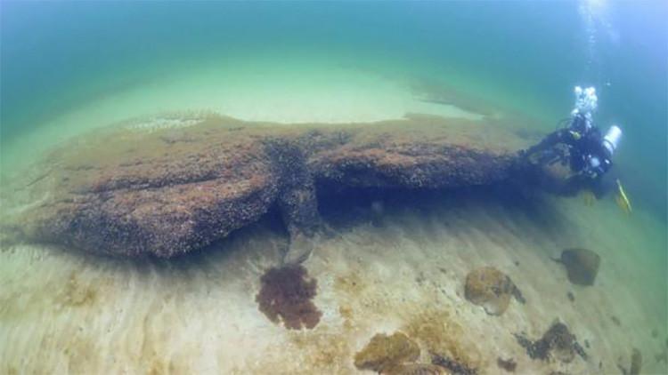 'La Atlántida de la Edad de Piedra': hallan un antiguo poblado bajo las aguas de Suecia